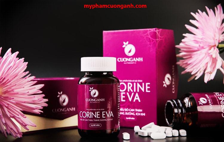 Corine Eva Cường Anh – Viên uống se khít âm đạo